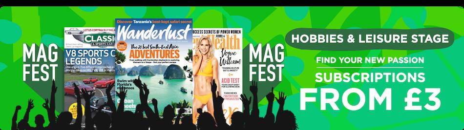 SPOTLIGHT - Hobbies & Leisure Stage - Magfest 2019