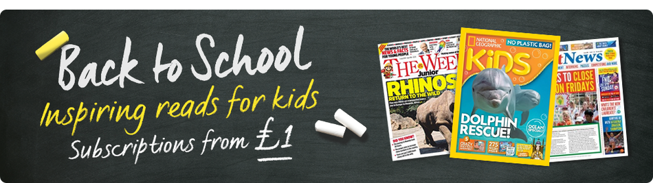 Magazine Subscriptions UK - Magazine Subscription Offers