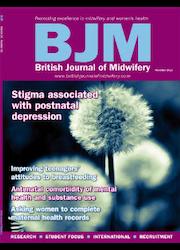 british journal of midwifery