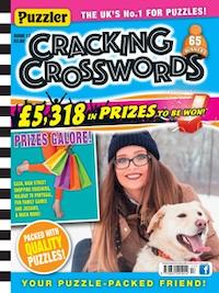 Puzzler Cracking Crosswords