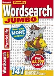 family wordsearch jumbo