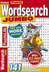 Family Wordsearch Jumbo