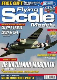 Flying Scale Model