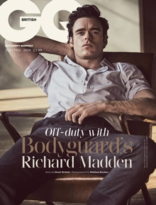 GQ Magazine. Annual Subscription