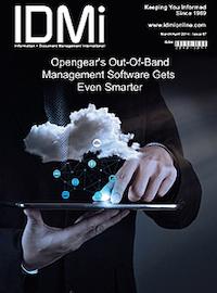 IDMi (Information & Document Management international) Magazine