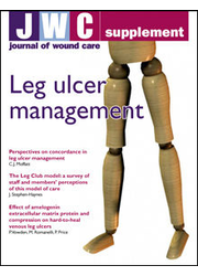 journal of wound care