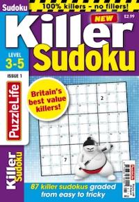 PuzzleLife Killer Sudoku