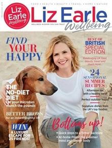 Liz Earle Wellbeing Magazine