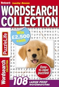 Lucky Seven Wordsearch Collection