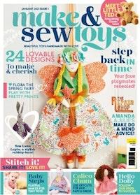 Make & Sew Toys