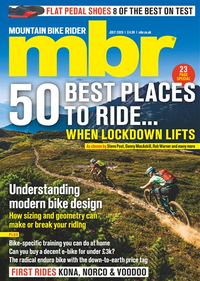 Mountain Bike Rider (MBR)