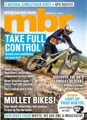 mountain bike rider (mbr)