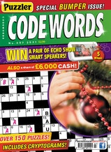 puzzler codewords