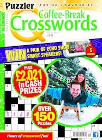 Q Coffee-Break Crosswords