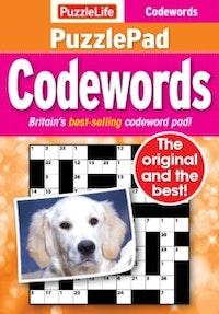 PuzzleLife Puzzlepad Codewords