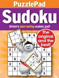 PuzzleLife PuzzlePad Sudoku
