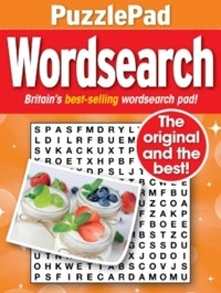 PuzzleLife PuzzlePad Wordsearch