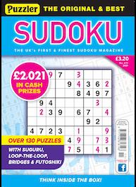 Puzzler Sudoku