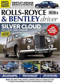 Rolls Royce and Bentley Driver