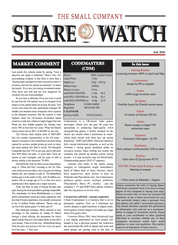 small company sharewatch