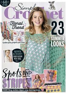 Simply Crochet Magazine Subscription Uk Offer