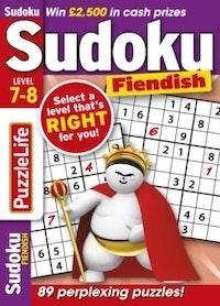 PuzzleLife Sudoku 7-8