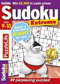 PuzzleLife Sudoku 9-10