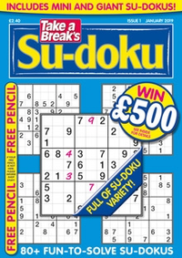 Take a Break Sudoku