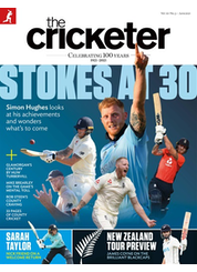 the cricketer