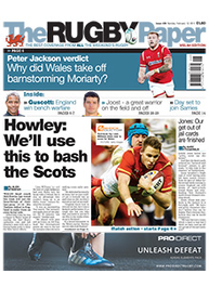 The Rugby Paper - The Welsh Regional Edition