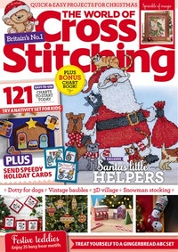 The World of Cross-Stitching