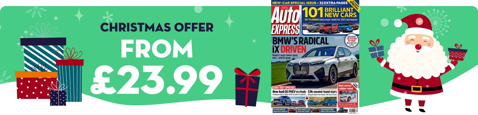 Auto Express - XMAS2021