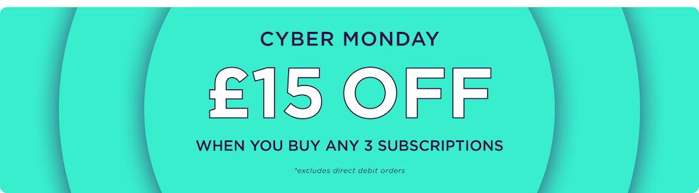SPOTLIGHT - £15 Off - Cyber Monday 2020