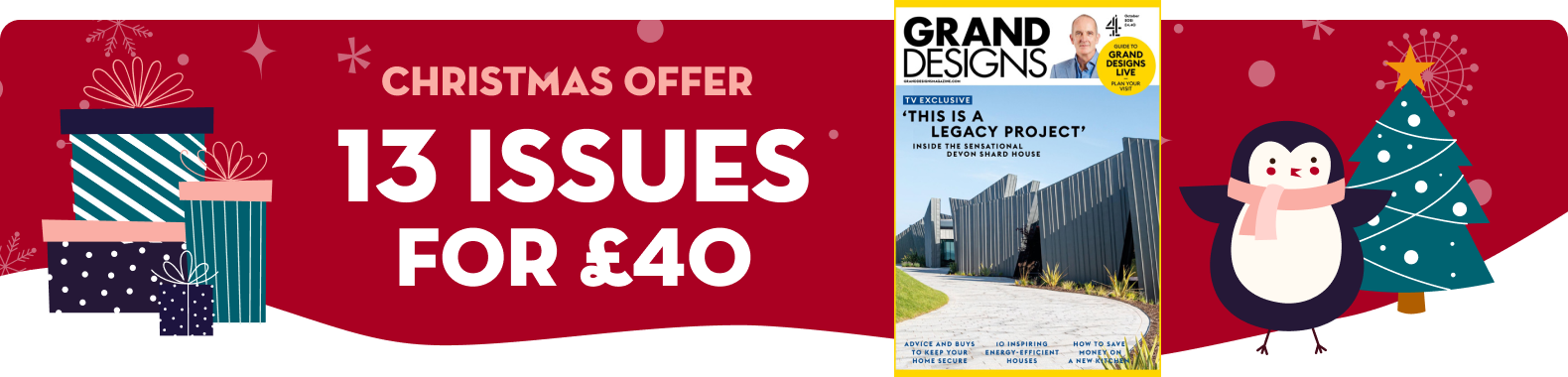 Grand Designs - XMAS2021