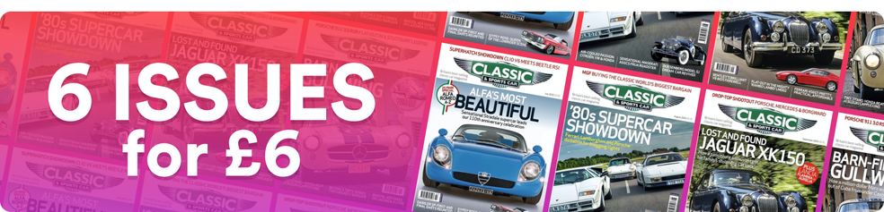 Classic & Sports Car - Sept 2020