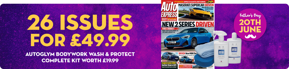 Auto Express - Father's Day 2021