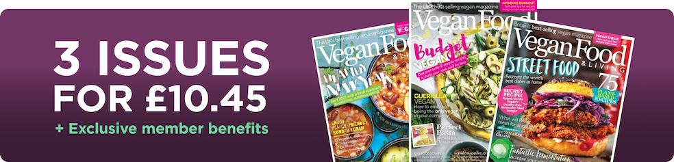 Vegan Food & Living - Jan21