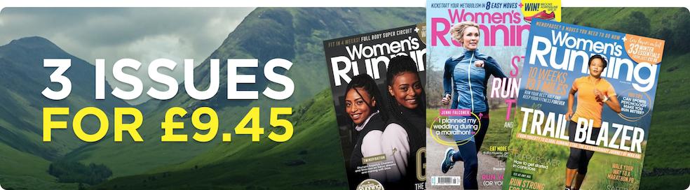 Womens Running - Jan21