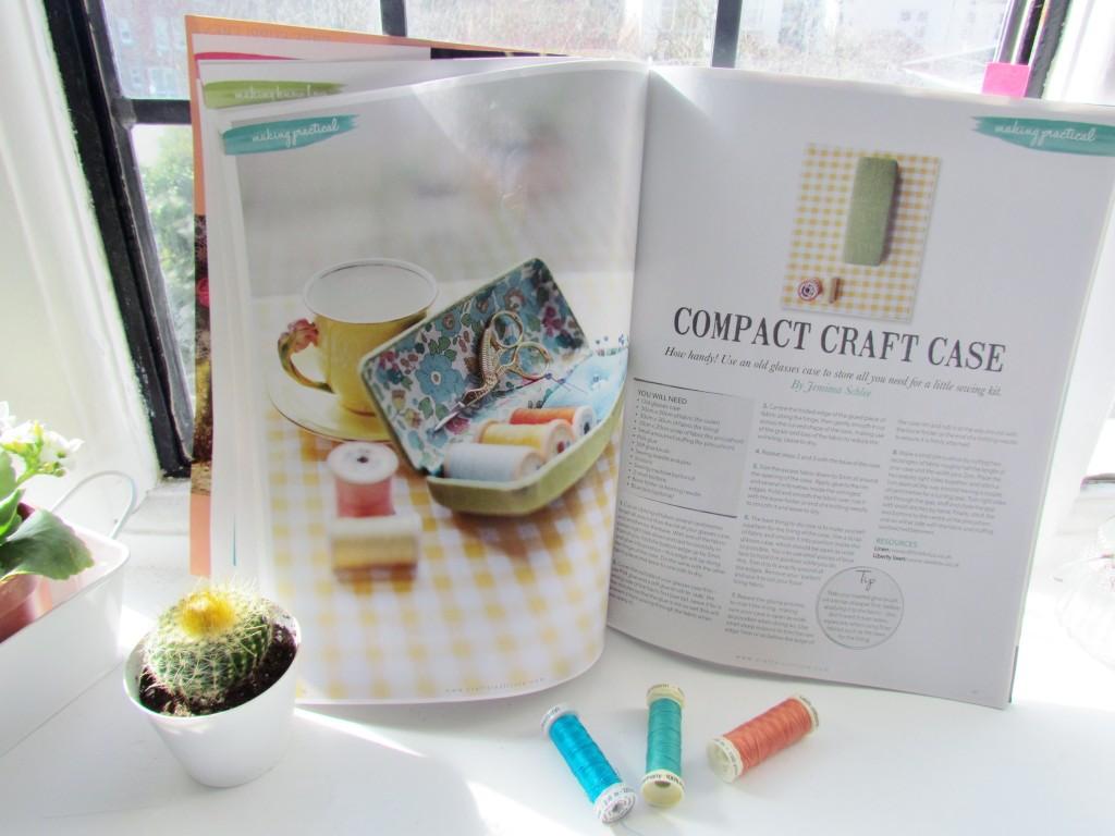 Actually I Do Spring Craft Making Mag 2