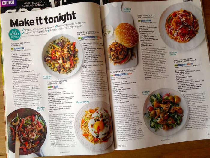 bbc good food magazine review