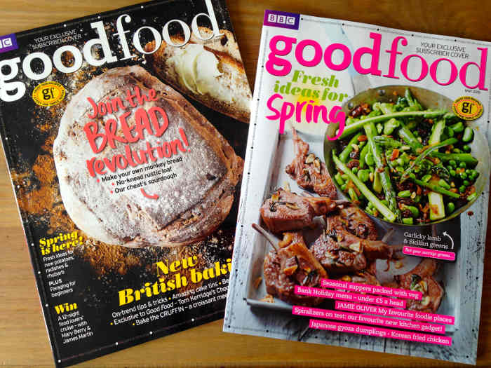 good food magazine subscription review