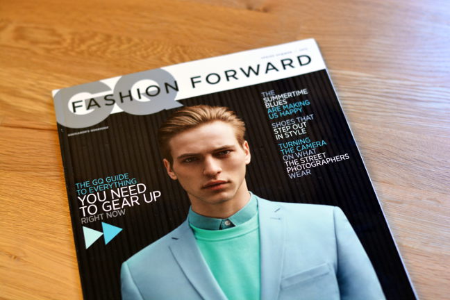 fashion forward gq review