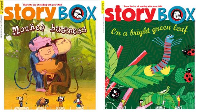 story-box-magazine-review