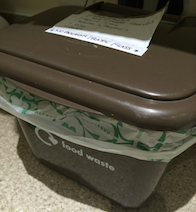food waste reduction commpost