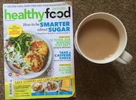 healthy food guide magazine tea