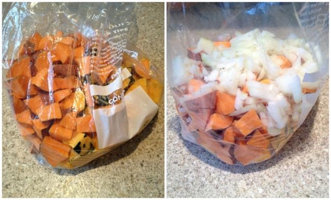 reduce food waste freeze sweet potato
