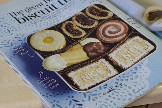BBC Good Food magazine biscuit feature