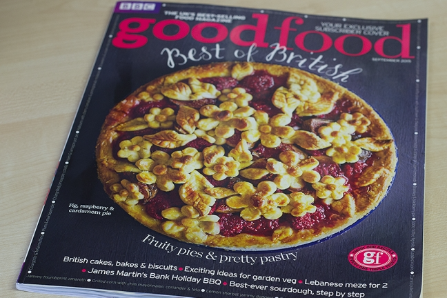 BBC Good Food magazine best of British issue