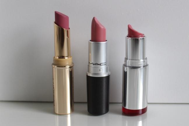 Red Magazine - Pink Lipsticks