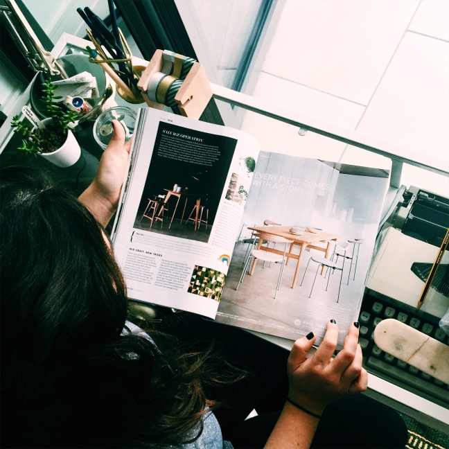 Elle decoration magazine inspiration
